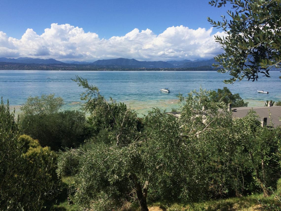 Как доехать до озера Гарда