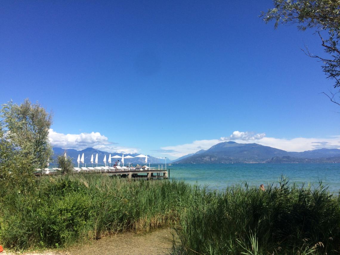 Озеро Гарда как доехать от Вероны
