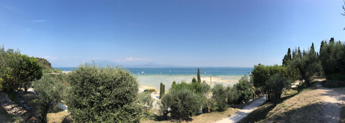 Озеро Гарда как добраться из Милана и Вероны